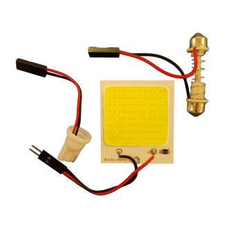 لامپ ال ای دی خودرو مدل ۴۸ COB