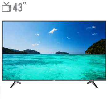 تلویزیون ال ای دی هوشمند تی سی ال مدل ۴۳S6000 سایز ۴۳ اینچ