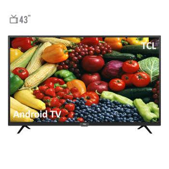 تلویزیون ال ای دی هوشمند تی سی ال مدل ۴۳S6510 سایز ۴۳ اینچ