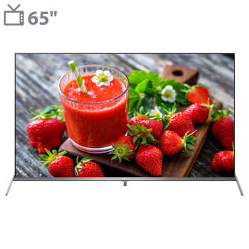 تلویزیون ال ای دی هوشمند تی سی ال مدل ۶۵P8S سایز ۶۵ اینچ