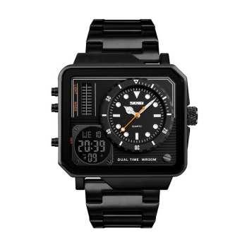 ساعت مچی عقربه ای مردانه اسکمی مدل ۱۳۹۲