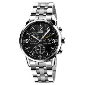 ساعت مچی عقربه ای مردانه اسکمی مدل ۹۰۷۰
