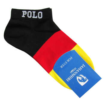 جوراب مردانه جهانشیری طرح پرچم آلمان                     غیر اصل