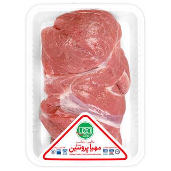 خورشتی بدون استخوان گوسفند داخلی مهیا پروتئین مقدار ۱ کیلوگرم