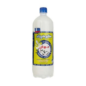 دوغ بدون گاز ارگانیک کوهپناه مقدار ۱٫۳ لیتر