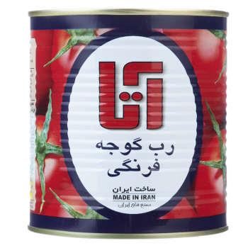 رب گوجه فرنگی آتا مقدار ۸۰۰ گرم