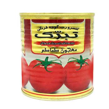 رب گوجه فرنگی تبرک – ۸۰۰ گرم
