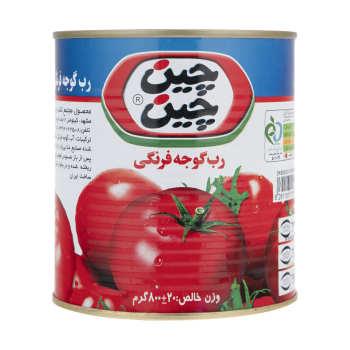رب گوجه فرنگی چین چین مقدار ۸۰۰ گرم