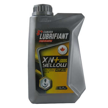 روغن گیربکس کانادا لوبریفینت مدل ATF- AL4 XN+Yellow  حجم ۱ لیتر