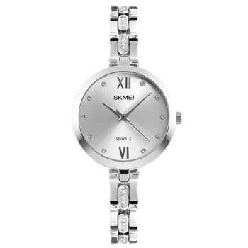 ساعت مچی عقربه ای زنانه اسکمی مدل ۱۲۲۵ کد ۰۲