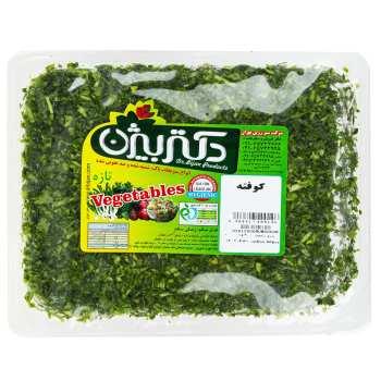 سبزی کوفته دکتر بیژن مقدار ۳۸۰ گرم