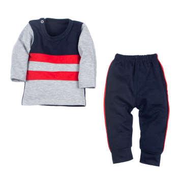 ست تی شرت و شلوار نوزادی کد ۳۰۰۰