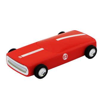 شارژر همراه طرح Racing Car مدل R01 ظرفیت ۶۵۰۰ میلی آمپر ساعت