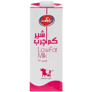 شیر کم چرب رامک – ۱ لیتر