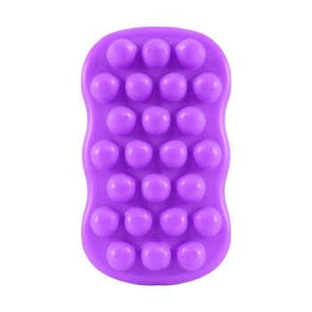 صابون ماساژ بیوتی رین مدل lavender وزن ۱۲۰ گرم