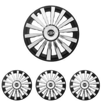 قالپاق چرخ ام اچ بی مدل SP15 سایز ۱۳ اینچ مناسب برای پراید