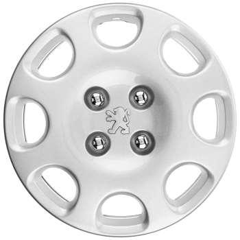 قالپاق چرخ تی پی ای مدل TPA-P06 سایز ۱۴ اینچ مناسب برای پژو ۲۰۶