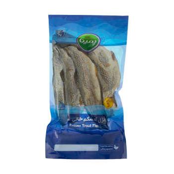 ماهی قزل آلا شکم خالی منجمد پمینا – ۱ کیلوگرم