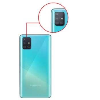 محافظ لنز دوربین مدل LNZA51-1 مناسب برای گوشی موبایل سامسونگ GALAXY A51