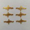 آویز دستبند کد ۱۰ بسته ۵ عددی