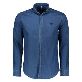 پیراهن مردانه پازو کد L-B                     غیر اصل