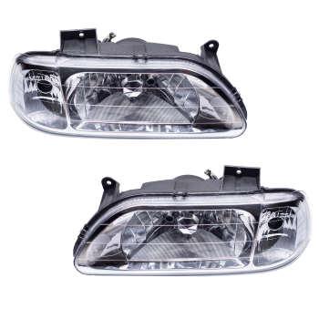 چراغ جلو خودرو مدل JT123 MP مناسب برای پراید ۱۳۱ بسته ۲ عددی