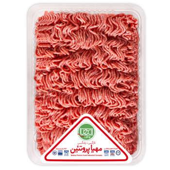 گوشت چرخ کرده گوساله ممتاز مهیا پروتئین – ۱ کیلوگرم
