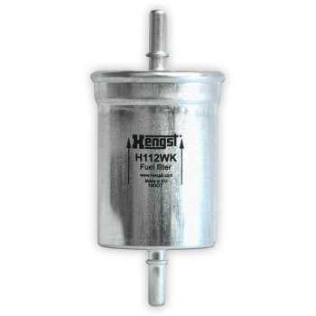 فیلتر سوخت هنگست  آلمان مدل H112WK مناسب برای پژو ۲۰۶-۴۰۵