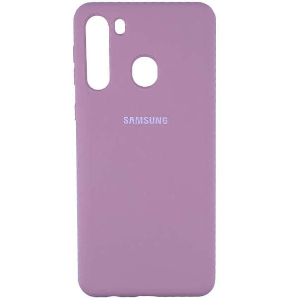 کاور کد SIL-0021 مناسب برای گوشی موبایل سامسونگ galaxy A21غیر اصل