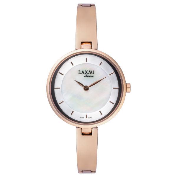 ساعت مچی عقربه ای زنانه لاکسمی مدل ۴-۸۰۰۹