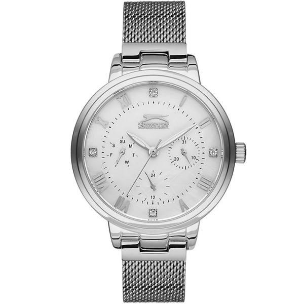 ساعت مچی عقربه ای زنانه اسلازنگر مدل SL.09.6185.4.01