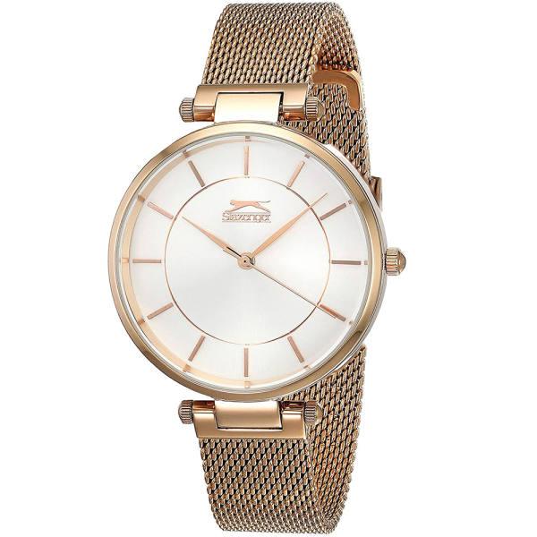 ساعت مچی عقربه ای زنانه اسلازنگر مدل SL.09.6109.3.02