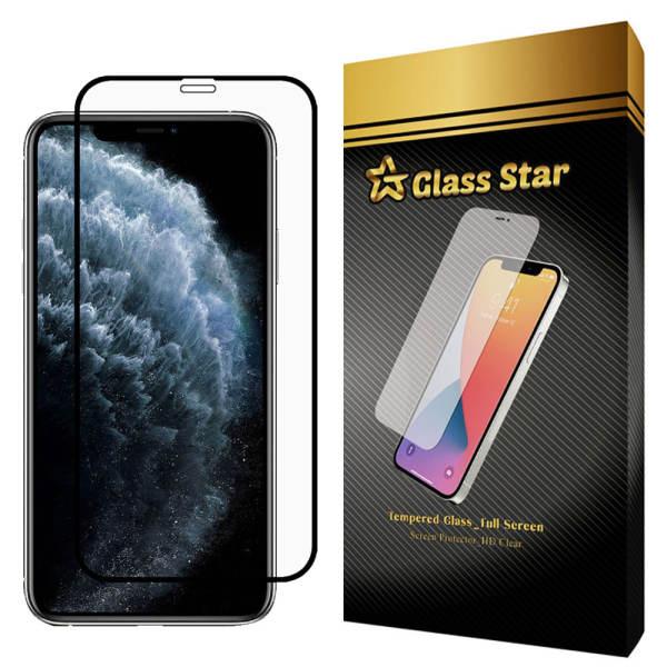 محافظ صفحه نمایش سرامیکی گلس استار مدل CRM مناسب برای گوشی موبایل اپل iPhone 11