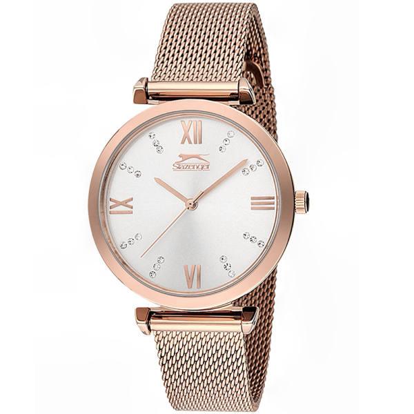 ساعت مچی عقربه ای زنانه اسلازنگر مدل SL.09.6113.3.01