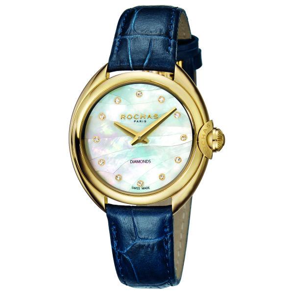 ساعت مچی عقربه ای زنانه روشاس مدل RP2L006L0031
